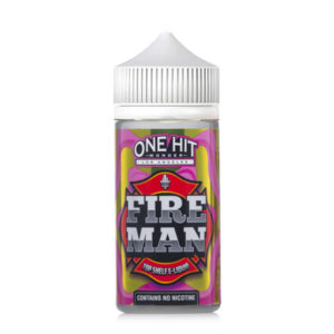 Fire Man 100ml Eliquid Shortfills By One Hit Wonder