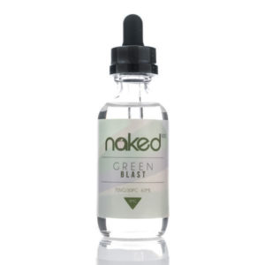 Green Blast 50ml Eliquid Shortfills By Naked 100