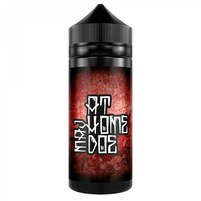Maj 100ml Eliquid Shortfills By At Home Doe