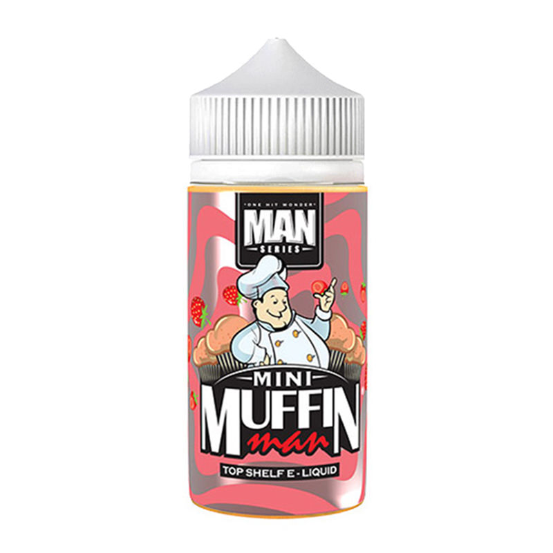 Mini Muffin Man 100ml Eliquid Shortfills By One Hit Wonder