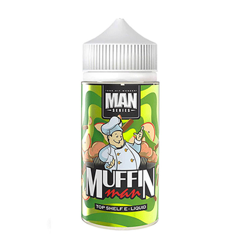 Muffin Man 100ml Eliquid Shortfills By One Hit Wonder