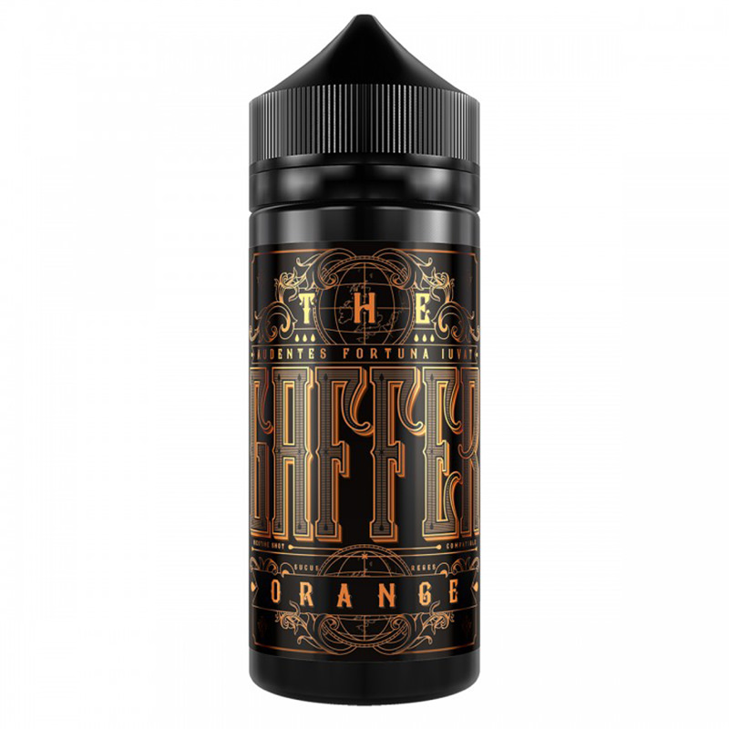 Orange Custard 100ml Eliquid Shortfills Av Gaffer Tyv