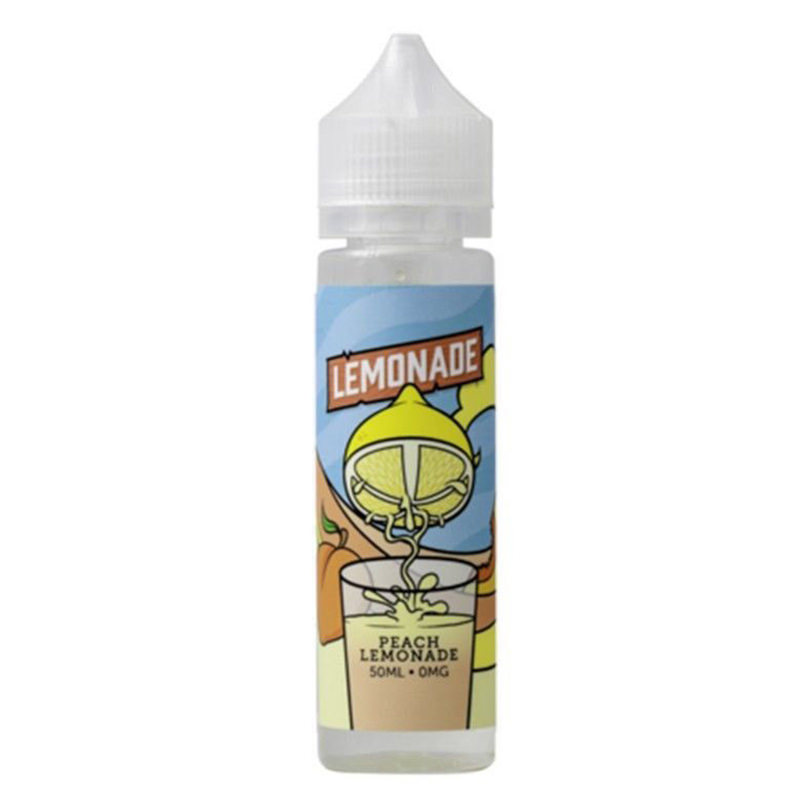 Limonada de Pêssego 50ml Eliquid Shortfills By Vapetasia
