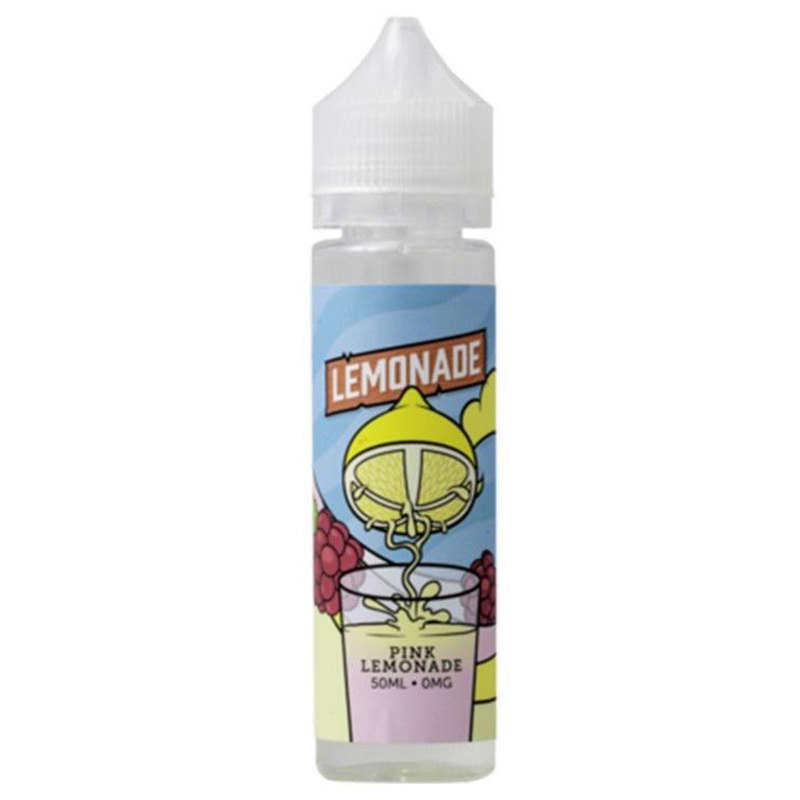 Limonada Rosa 50ml Eliquid Shortfills By Vapetasia