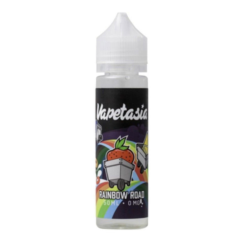 Rainbow Road 50ml Eliquid Shortfills By Vapetasia