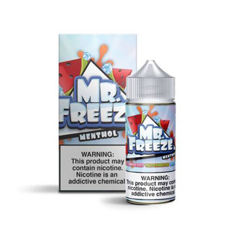 Strawberry Watermelon Frost 100ml Eliquid Shortfill By Mr Freeze