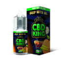 Peachy Rings 25ml Cbd Eliquid By Cbd King Candy King