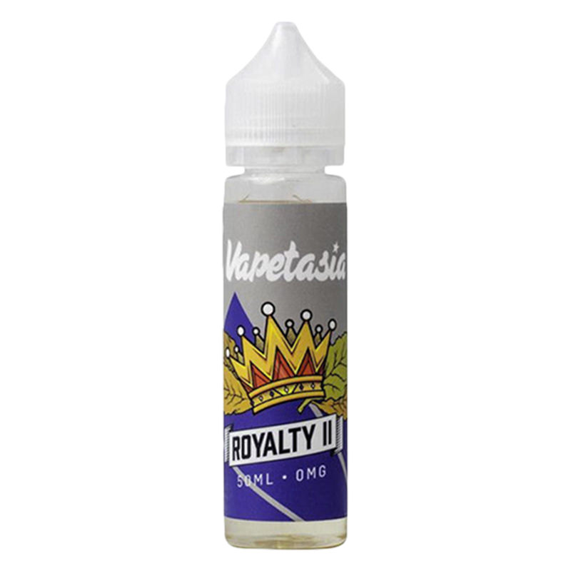 Royalty Ll 50ml Eliquid Shortfills By Vapetasia