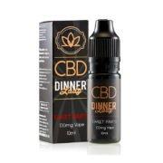 Dinner Lady 100mg Cbd E-liquid