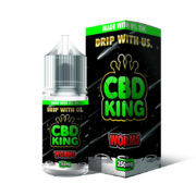 Worms 25ml Cbd Eliquid By Cbd King Candy King