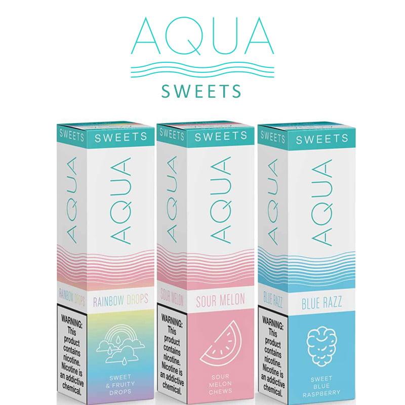 Aqua Sweets Shortfills