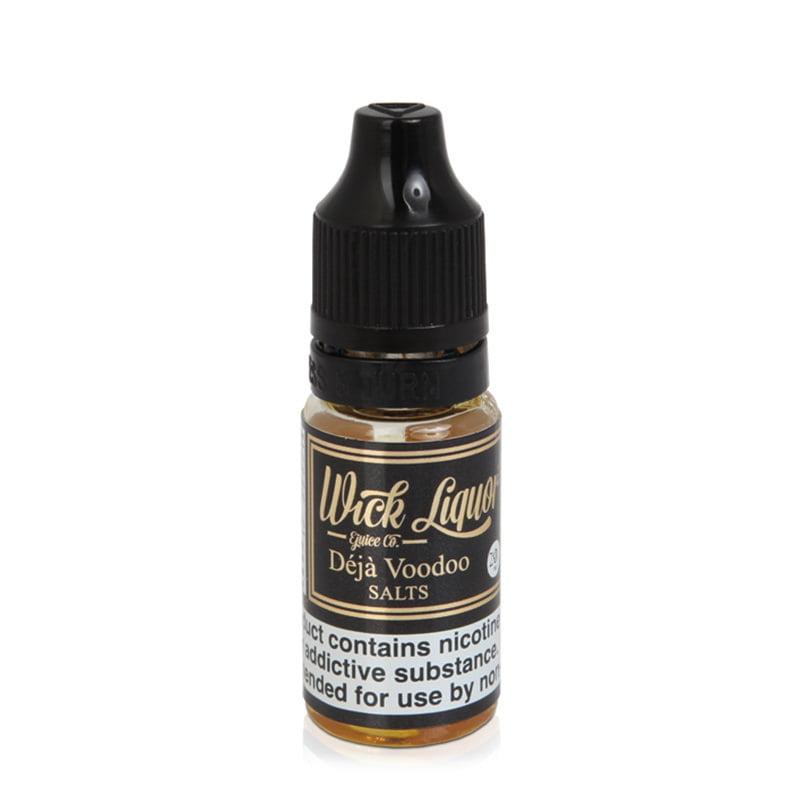 Deja Voodoo Sel Eliquide De Nicotine De Wick Liquor