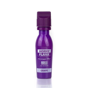 Grape 55ml Eliquid Shortfills par Horny Flava