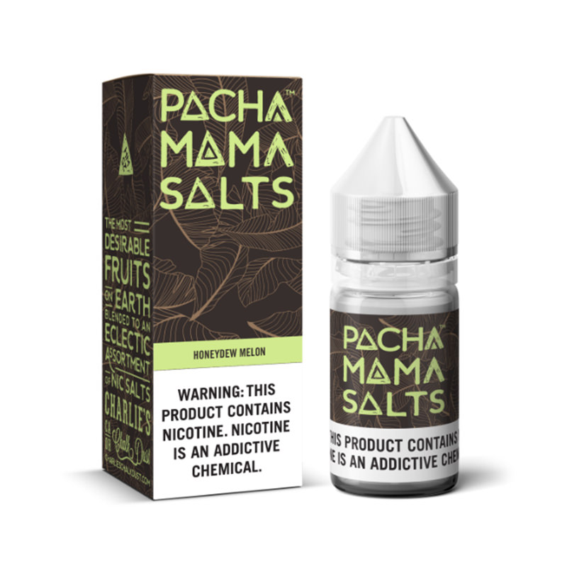 Honeydew Melon Nicotine Salt Eliquid By Pacha Mama Ccd