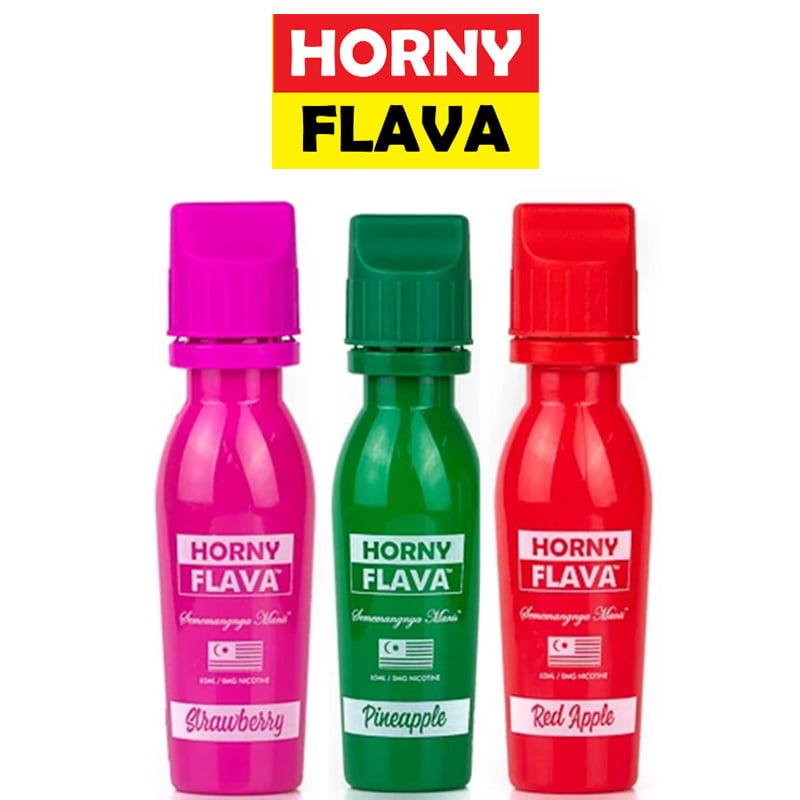 Horny Flava Shortfills