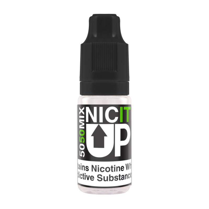 Nicit Up 5050 Nicotine booster Shot