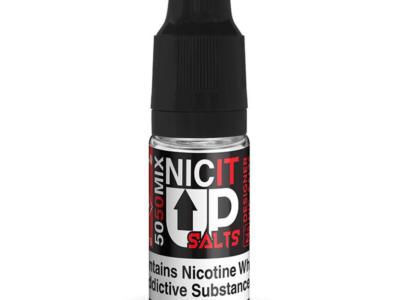 Nicit Up 5050 Salt Nicotine Booster Shot