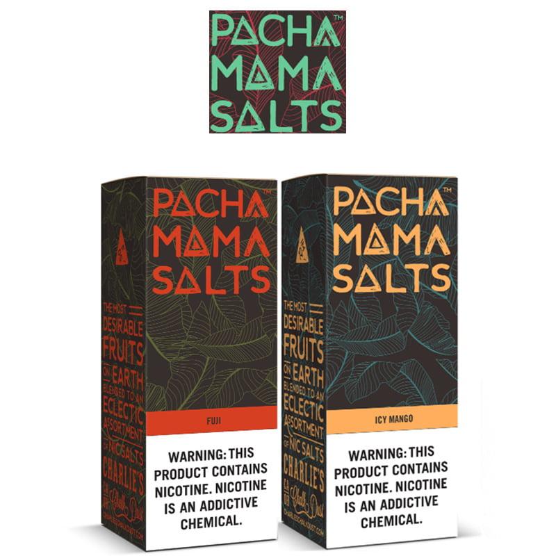 Pacha Mama Salts
