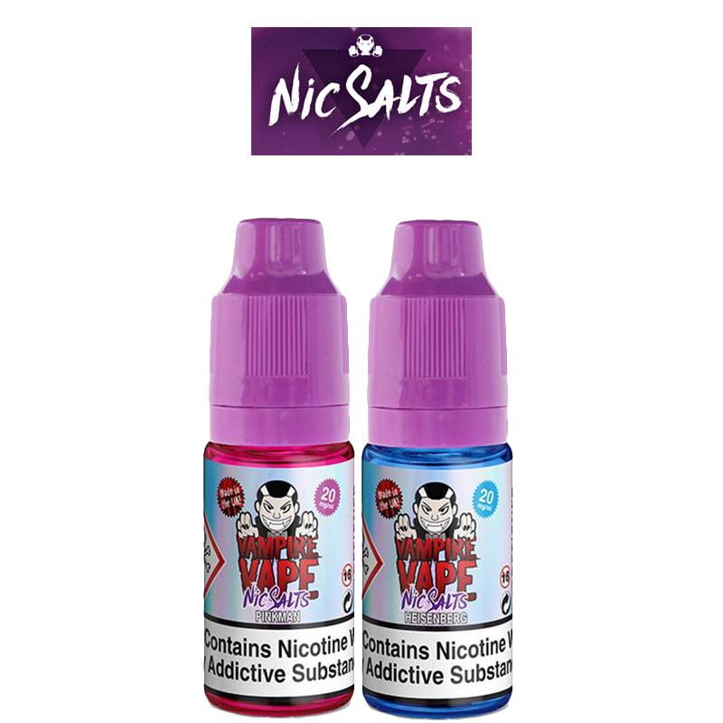 Vampire Vape Nic Salts