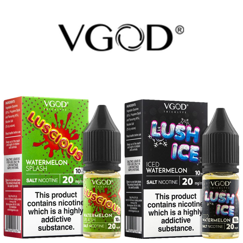 VGOD E-liquides Nic Salt