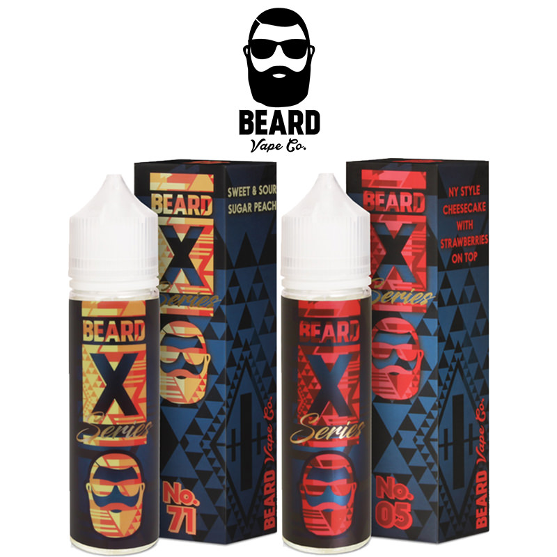 Beard Vape Co Shortfills