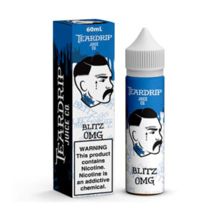 Blitz 50ml fljótandi Shortfills By Teardrip Juice Co