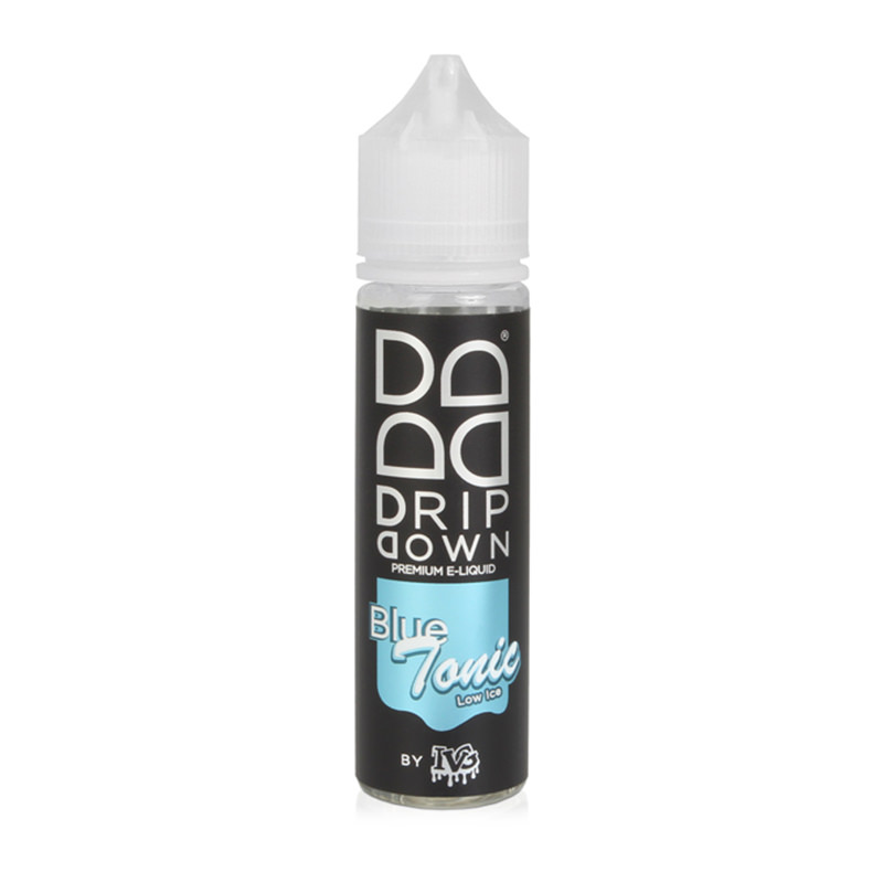 Blue Tonic 50ml Eliquid Shortfills von Drip Down Ich Vg