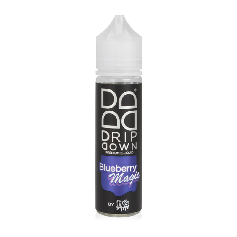 Blueberry Magic 50ml Eliquid Shortfills By Drip Down I Vg