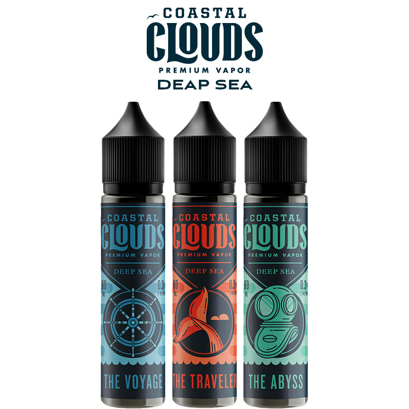 Coastal Clouds Deep Sea Shortfills