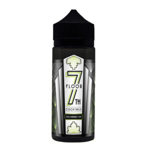 Coolcumber Gin 100ml Eliquid Shortfills By 7th Floor Cocktails Cucumber gin vaping