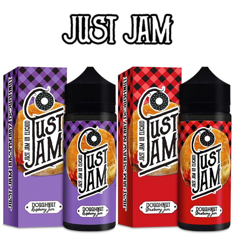 Just Jam Shortfills