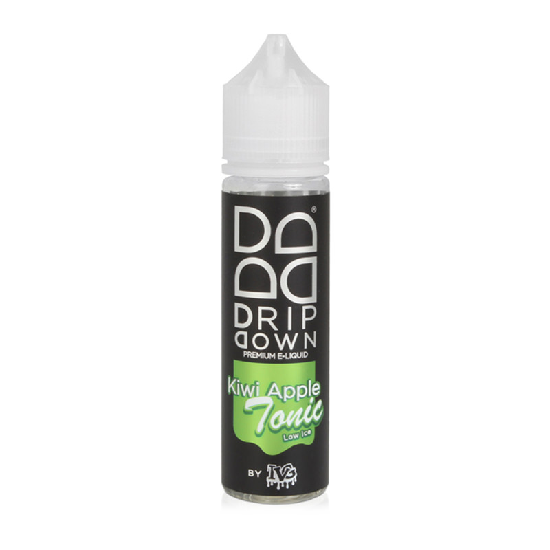 Kiwi Apple Tonic 50ml Eliquid Shortfills By Drip Down I Vg