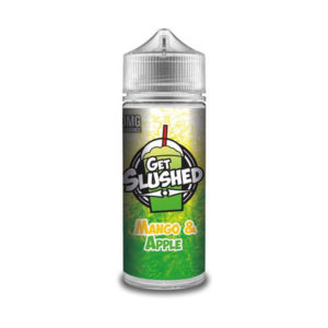 Mango And Apple 100ml Eliquid Shortfills By Get Slushed Morish Puff
