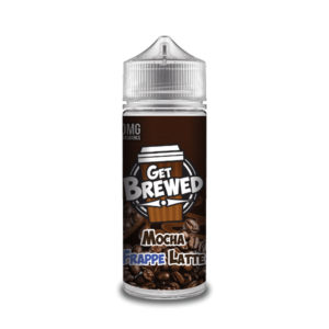 Mocha Frappe Latte 100ml E Liquid Shortfills By Get Brewed Moreish Puff