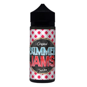 Original Summer Jams 100ml Eliquid Shortfills By Just Jam