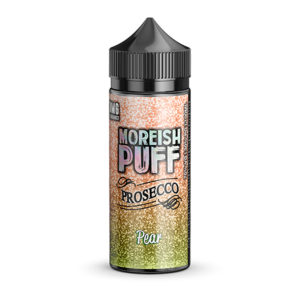 Αχλάδι 100ml Eliquid Shortfill By Moreish Puff Prosecco