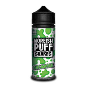 Shamrock 100ml Eliquid Shortfills By Moreish Puff Shakes