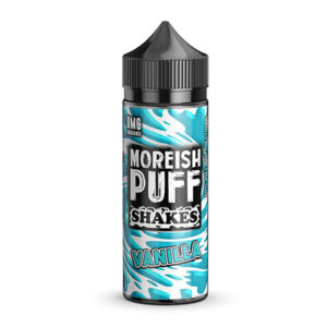 100ml Eliquid Shortfills vanille par Moreish Puff Shakes