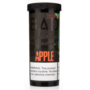 Bad Apple par Bad Drip Shortfill vape liquide vaping eliquid