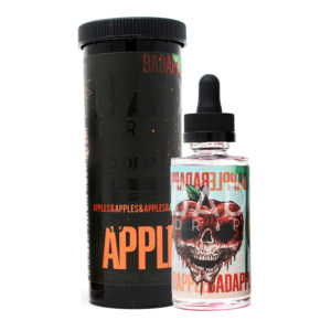Bad Apple 50ml Eliquid Shortfills By Bad Drip