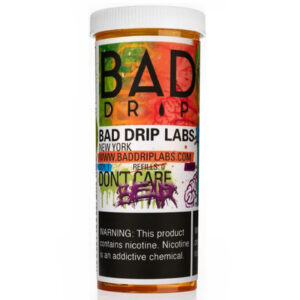 Dont Care Bear 50ml Eliquid Shortfill Bottle By Bad Drip
