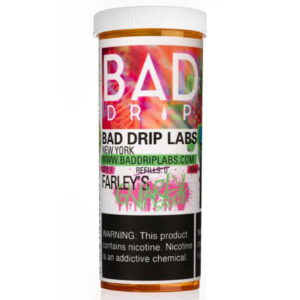 Farleys Gnarly Sauce 50 ml Eliquid Shortfill Bottle By Bad Drip