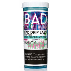 Bad Drip Farley's Gnarly Sauce Iced shortfill, eliquid, ejuice, vape liquid