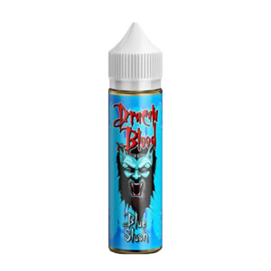 Blue Slush 50ml Eliquid Shortfills By Dracula Blood
