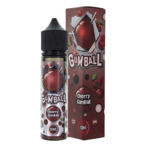 Cherry Gumball 50ml Eliquid Shortfills By Gumball E Liquids