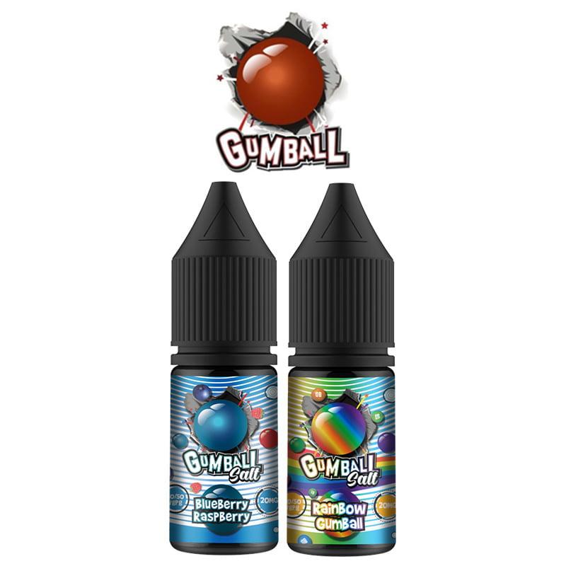 Gumball Nic Salt e-šķidrumi