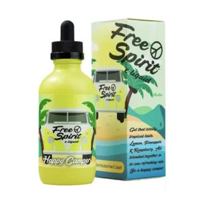 Happy Camper 100ml Eliquid Shortfill By Free Spirit