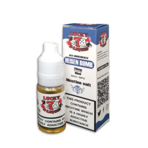Heisen Bomb Nicotine Salt Eliquid By Lucky 7 Eliquid Salts