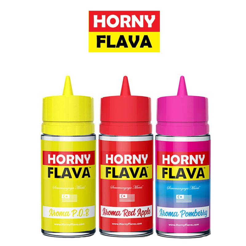 Horny Flava Aroma E-Liquid Flavour Concentrates