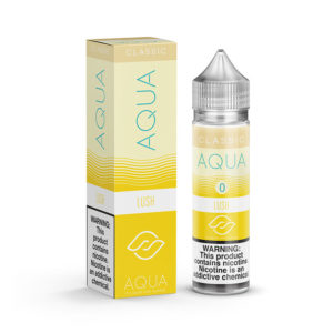 Weelderige 50 ml eliquid Shortfills By Aqua Classic Bereik
